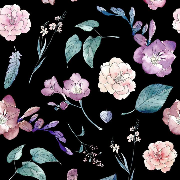 Textile design for Jovoto
