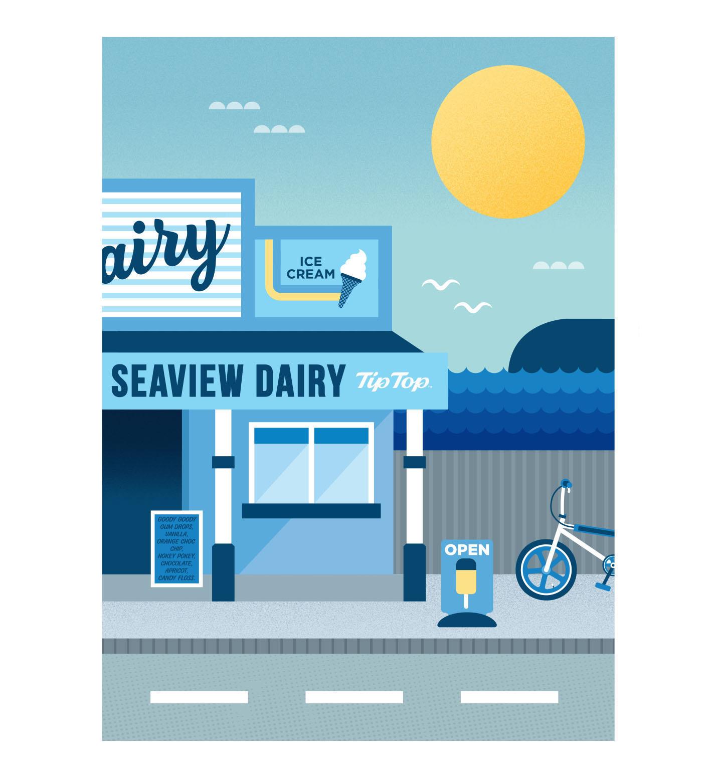Greg Straight: Seaview Dairy